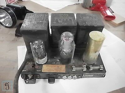 Vintage Regulated Tube Preamp Power Supply