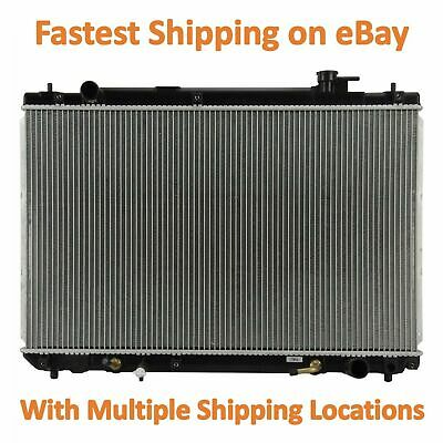 New Radiator 2453 fits 2001-2007 Toyota Highlander 2.4 L4