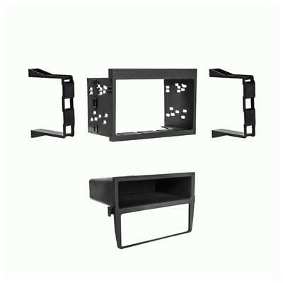Metra 99-9605B Single/Double DIN Dash Kit for Select 97-05 Porsche 911/Boxster