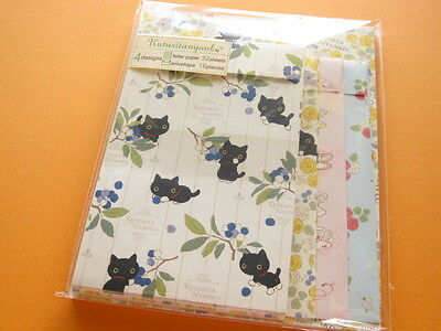 Kutusitanyanko Letter Set - 32 Sheets / 16 Envelopes - New!