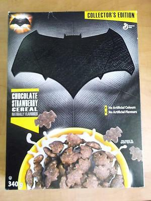 Batman Chocolate Strawberry Cereal Collector's Edition Unopened Box