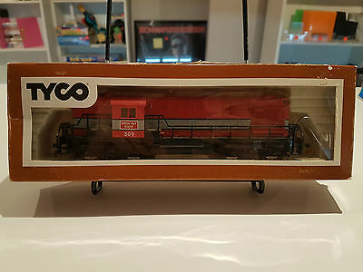 Vintage HO Scale Train - Tyco - Green Bay Route 309 - 228-30