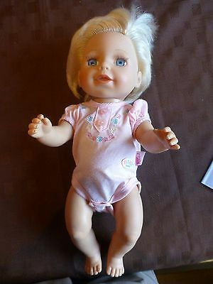 Zapf Creation 'Mummy pick me up' Baby Born doll and Instructions