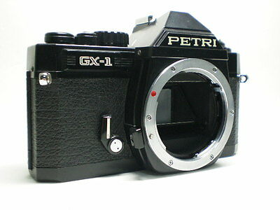 Vintage Mechanical Petri GX-1 Body Working perfect for Students Pentax K mount