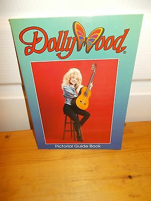 DOLLYWOOD Pictorial Guide Book 1990