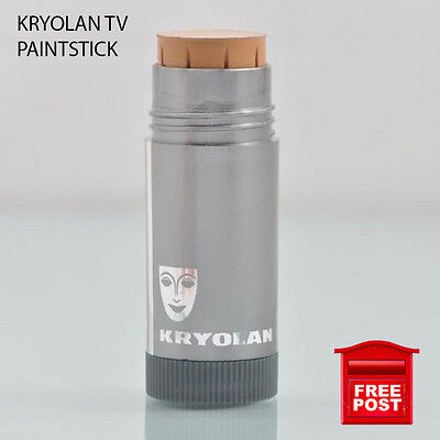 KRYOLAN TV Paint Stick Professional make up foundation twist container GENUINE