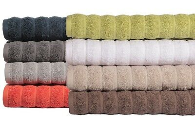 Waverly 600GSM 100% Cotton Hudson Towels Available In Different Packs And Sizes