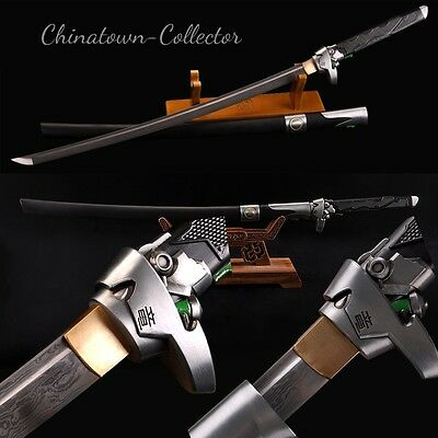 """42"""" Hand Forged Pattern steel Sharp Lord of the Rings Strider Ranger Sword #0002"""