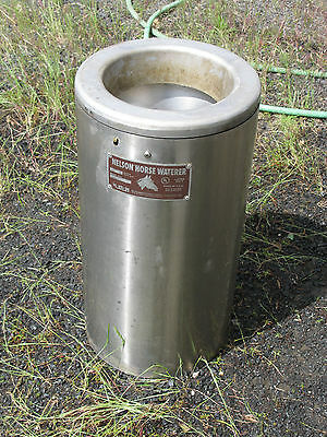 NELSON AUTOMATIC WATERER for horses and other livestock
