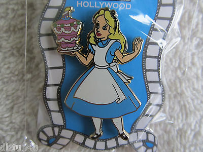 Disney DSF DSSH ALICE IN WONDERLAND with Cake Open Edition Pin NEW