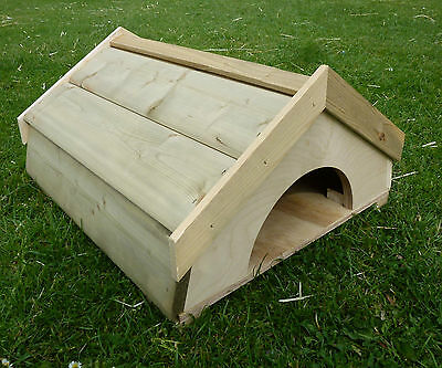Rabbit / Guinea Pig / Ferret / Hedgehog / small animal house REMOVABLE FLOOR