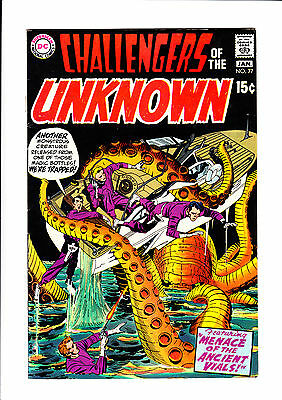 Challengers Of The Unknown (#74-87) (11 Issue Lot) - Dc Comics