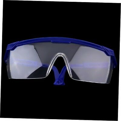 New Safety Eye Protection Glasses Goggles Lab Dust Paint Dental Industrial CU