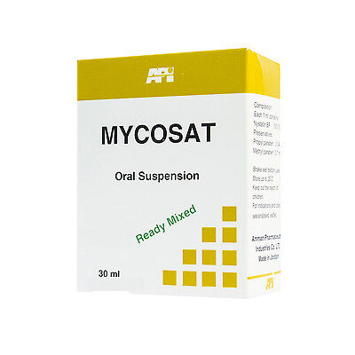 Candistin Drops/Candistatin Drops Suspension Nystatin For Candidiasis Oral/Gut