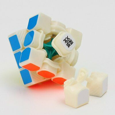 MoYu Weilong GTS 3x3 Speed Cube Magic Cube Puzzle Educational Toy Color Primary