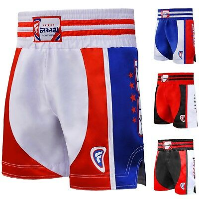 Muay Thai Shorts Kick Boxing MMA Training Gym Fitness Trunks Mix Martial arts