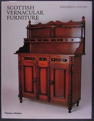 Scottish Antique Furniture - Scotland Chair Table Chest Sofa & Cupboard &c