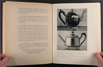 Antique South African Silver Silversmiths of the Cape of Good Hope -Scarce Book
