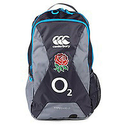 England Rugby Backpack - Graphite/Arctic