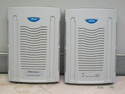 Nortel BCM 50 & BCM 50 Expansion Units With power Supply