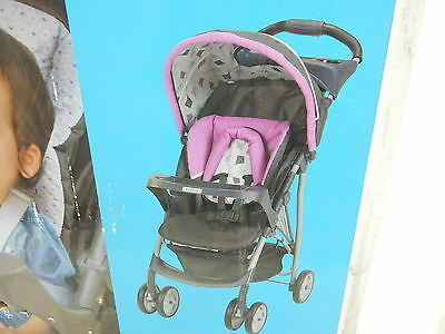 Graco 1967093 Click Connect Literider Stroller, Kyte BOX DAMAGE