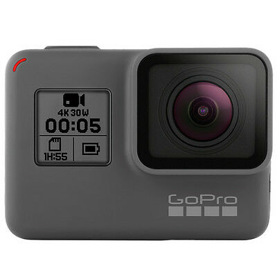 GoPro - GPCHDHX-501 - HERO5 Black - 4K Ultra HD Waterproof Camera