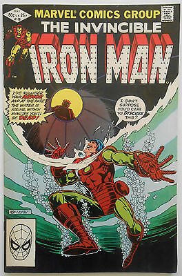 Iron Man #158 - May 1982 - Sonny Appearance! - Nm- (9.2)