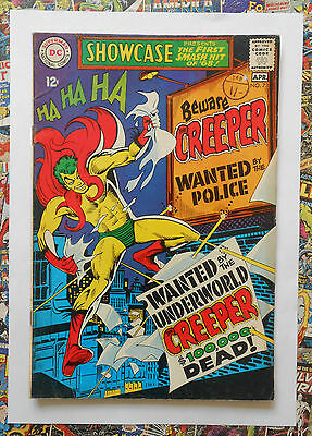 SHOWCASE #73 - APR 1968 - 1st THE CREEPER/STEVE DITKO! - FN+ (6.5) CENTS COPY!!