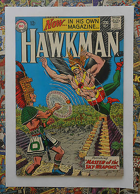 HAWKMAN #1 - MAY 1964 - 1st SOLO HAWKMAN TITLE! - NM- (9.2) INVESTMENT GRADE!