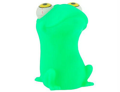 Zoolife Pop Eyes Cute Green Frog Vent Squeeze Stress Relief