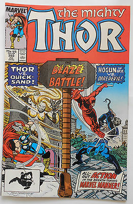 Thor #393 - Jul 1988 - Daredevil Appearance! - Nm (9.4)