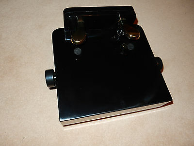 Piano Pedal Extender. Perfect For The Smaller Pianist. High Gloss Black