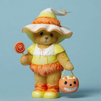 Cherished Teddies 4047366 Candy Corn Wishes For Something Deliclous NIB