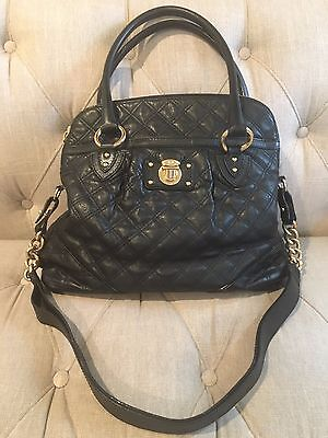 556ac39db37c MARC JACOBS QUILTED Bag With Gold Chain - EXCELLENT CONDITION ...