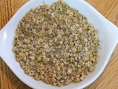 Chamomile Wildcrafted 1 oz- Now in Vacuumed Sealed bags!