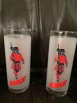 Beefeater Lime and Tonic Glasses Set of 2