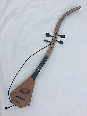 Vintage Wander-a-lay-lee -- Ukulele Swagerty Unique Music History Collectable