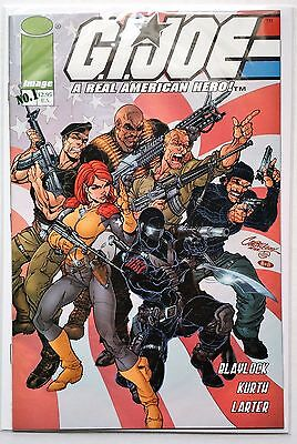 G.I. Joe A Real American Hero #1 (2001) NM Campbell cover Image