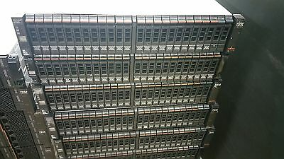 IBM 2076-124 V7000 Storwize Controller Enclosure with no drives included