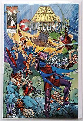 Battle of the Planets Thundercats #1 (2003) Nm One Shot Campbell cover Image