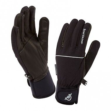 SealSkinz Activity Waterproof Gloves - Black - Small - RRP £45