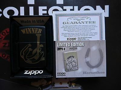 Zippo Horseshoes - Rare Limited Edition For Portugal