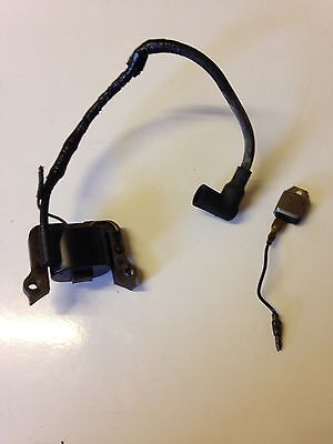 Kawasaki TD40 Ignition Coil & Condenser Petrol Strimmer Spare Parts