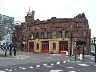 Ghost Hunt at The National Emergency Services Museum.