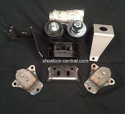 1949 1950 1951 Ford Small Block Chevy Engine Mount Conversion Kit