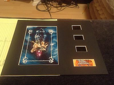 The Dark Crystal 10x8 film cell display