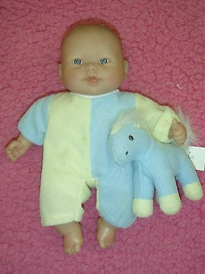 berenguer soft bodied doll 20cm