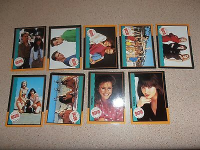 Beverly hills 90210 mixed lot trading cards