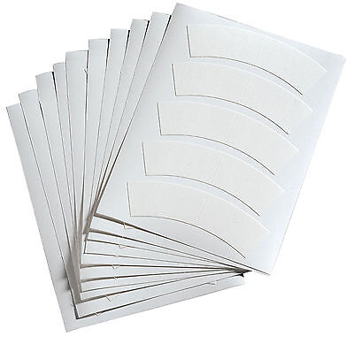 Braza Strong Hold Breast Form Adhesives Double Sided Tape 40 Strips