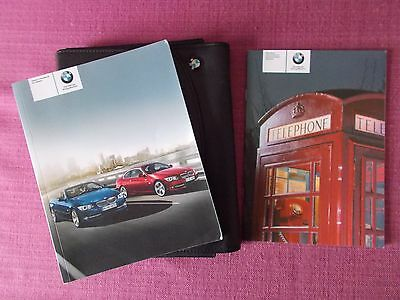Bmw 3 Series Coupe & Convertible (2009 - 2012) Handbook - Owners Manual (Bm 722)
